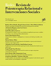Revista de Psicoterapia Relacional e Intervenciones Sociales. Diciembre, 2017