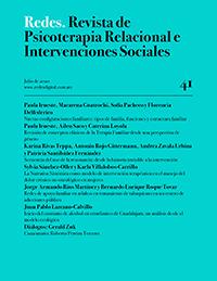 REDES. Revista de Psicoterapia Relacional e Intervenciones Sociale